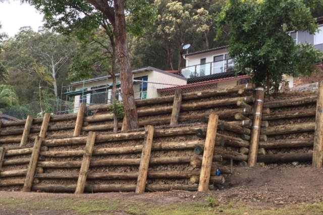 Retaining Walls Structural Landscapes Northern Beaches