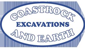Coastrock & Earth Excavations Logo